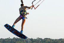 Kiteboarding 2016 / by Julia Castro Christiansen