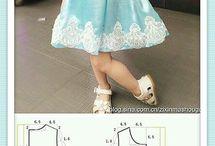 Deti- šaty.