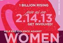 Violence prevention inspiration / Get inspired to make a difference and prevent violence against women and youth.