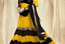 Elegant Anarkali Suits. / Beautiful heavy Anarkali Suits @ Rs. 1402. Flat 15% Off. Use Voucher Code: HESF15