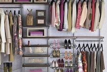 Closets & Clothing Storage