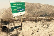 CapeFires March 2015 / The saddest thing ever where thousand of hectares of mountain and fynbos in the Deep South of the Western Cape Burnt to a cinder!