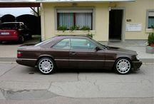 Mercedes Benz old school