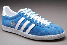 Mis zapas históricas / Zapatillas de deporte que he tenido durante mi vida