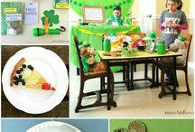 class- St Patrick's day