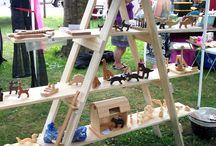 Wood ladder diy