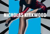 LUCID PLAINS / Nicholas Kirkwood. SS15 Collection. Lucid Plains.