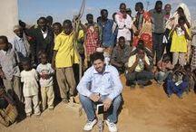 Somalian Men and Kids