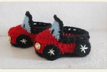 Catolog of baby booties