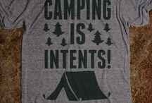 camping shirt designs