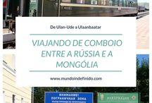 Mongólia / Tudo sobre a Mongólia