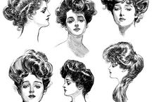 Old Fashion Illustration