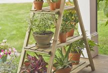 flower ladders