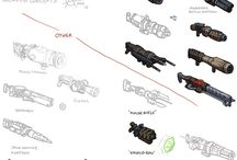Concepts / Weapons / Guns