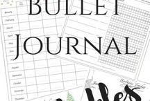 Bullet Journal / Calender