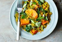 Best of Curries / Vegetarian and vegan curry recipes from around the world.