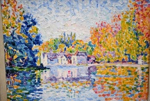 Artist: Paul Signac / by Art by Wietzie