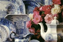 Blue and White treasures