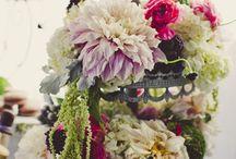 flores. / by Monica Caprarella