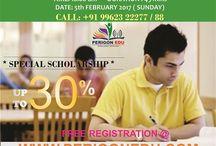 Perigon Edu Scholarship Test.. IELTS Exam Coaching...2017