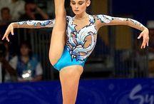 Gimnasztika/ gymnastics
