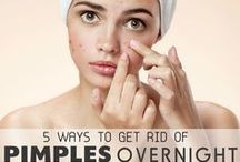 Pimples overnight