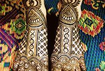 Mehndi / Bridal designs