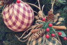 Addobbi albero Natale