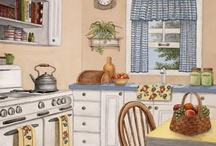Kitchens / illustrazioni