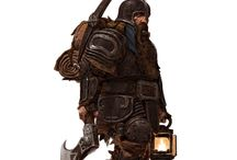 Fantasy Characters (male)