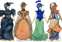 Paper Dolls / by Eleanor Doyle