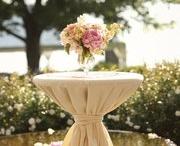 Nicole & Kyle Flowers / Inspiration for Wedding Flowers