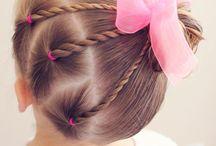 Peinados de niña pequeña