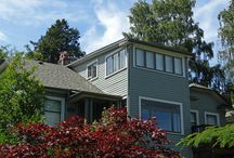 CertainTEED Landmark Pro Weathered Wood / Jorve Roofing photos from a Seattle CertainTEED roof project in the Ravenna neighborhood.
