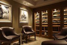 Custom Wine Cabinets / Custom Wine Cabinets by Degré 12