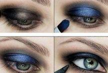 Make Up / Schminkanleitungen und Trends