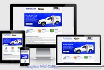 Our Portfolio / Our own completed web design projects from Dayton, Ohio.