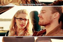 My likes: TV ARROW, Flash and CO / I LOVE Arrow and like everything with it and it's stars.
