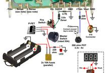 dustin tooker dustintooker on pinterest rh pinterest com 120 Volt Outlet Wiring Diagram 120 Volt Relay Wiring Diagram