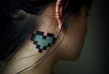 Tattoo Ideas / by Choi Daza