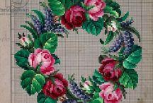 fiori per lana