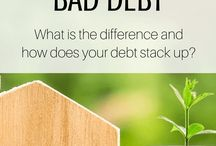 Money Matters / Budgeting, budget travel, paying off debt, financial freedom, money issues, ways to make money and save money.