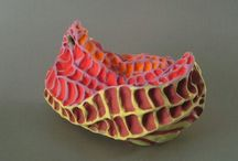 Seed Pod Sculpture & Fiber Arts / These artists blow me away with their creativity!