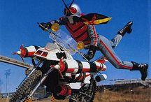 Japanese comic hero