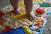 Массажный/развивающий коврик