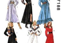 Sewing Patterns : McC OLD WEST