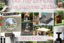 Summer Essentials / Everything you need for a perfect summer this year!