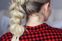 Hair styles/treatment