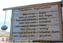 Nauderix Goldwasser / An der Bergstation der Bergkastelseilbahn in Nauders lockt eine abwechslungsreiche Spielewelt: Schöpfräder, Mühlen, Wasserfälle, ein Teich, und vieles mehr begeistern nicht nur die Kleinen.