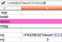 Táblázatkezelés.hu / Excel, Libreoffice.  Iratkozz fel a tanfolyamra itt: http://tablazatkezeles.hu/ingyen_tanfolyam